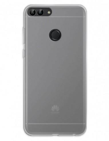 Funda Gel Silicona Liso Mate para Huawei Enjoy 7S