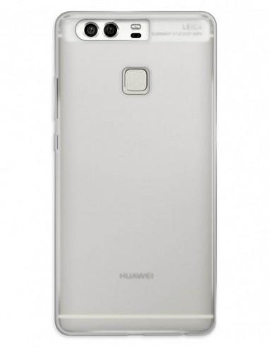 Funda Gel Silicona Liso Mate para Huawei G8 Plus