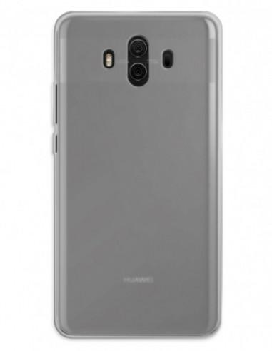 Funda Gel Silicona Liso Mate para Huawei Mate 10