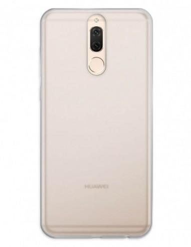 Funda Gel Silicona Liso Mate para Huawei Mate 10 Lite