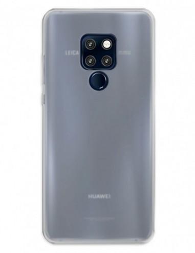 Funda Gel Silicona Liso Mate para Huawei Mate 20