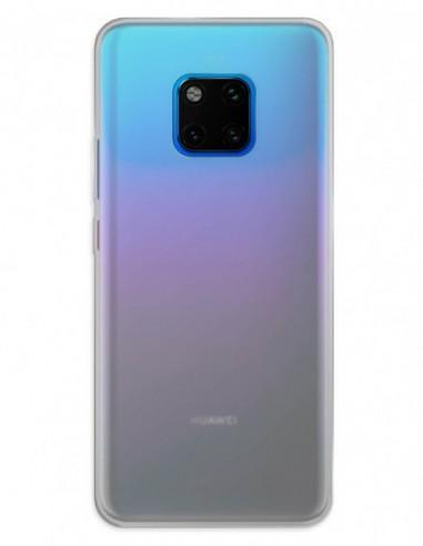 Funda Gel Silicona Liso Mate para Huawei Mate 20 Pro