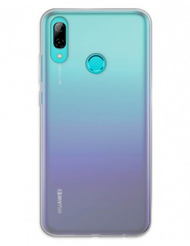 Funda Gel Silicona Liso Mate para Huawei P Smart (2019)