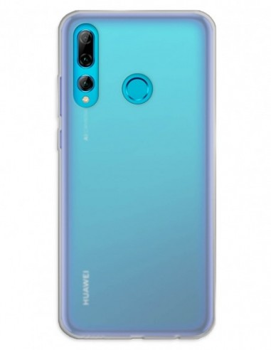 Funda Gel Silicona Liso Mate para Huawei P Smart Plus (2019)