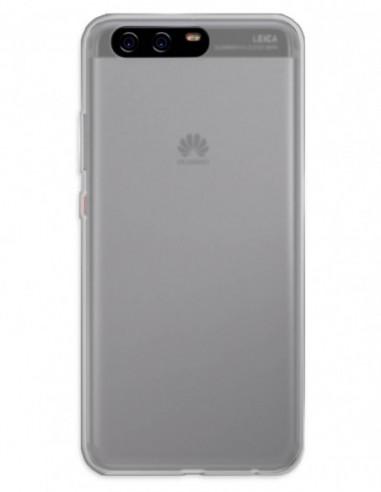 Funda Gel Silicona Liso Mate para Huawei P10