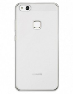 Funda Gel Silicona Liso Mate para Huawei P10 Lite