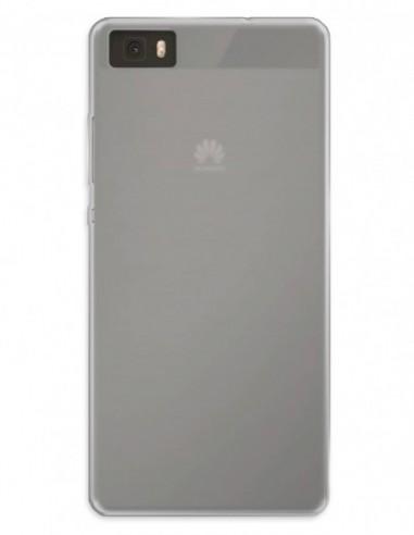 Funda Gel Silicona Liso Mate para Huawei P8 Lite