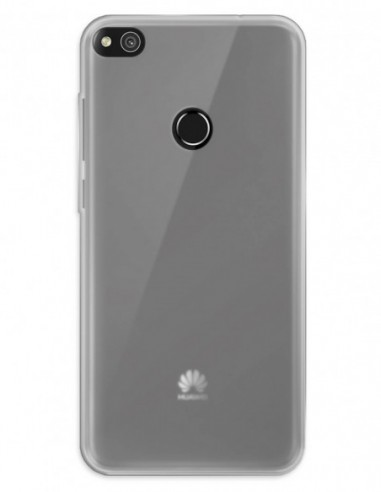 Funda Gel Silicona Liso Mate para Huawei P8 Lite (2017)