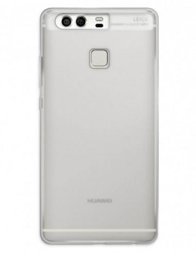 Funda Gel Silicona Liso Mate para Huawei P9