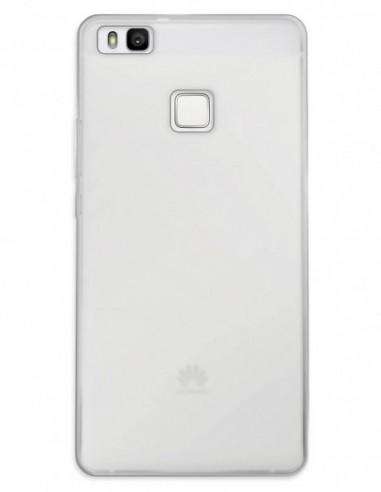 Funda Gel Silicona Liso Mate para Huawei P9 Lite