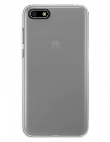 Funda Gel Silicona Liso Mate para Huawei Y5 Prime (2018)