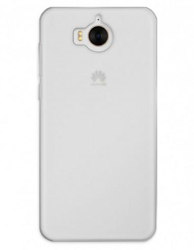 Funda Gel Silicona Liso Mate para Huawei Y5-2 (2017)