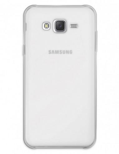 Funda Gel Silicona Liso Mate para Samsung Galaxy J5