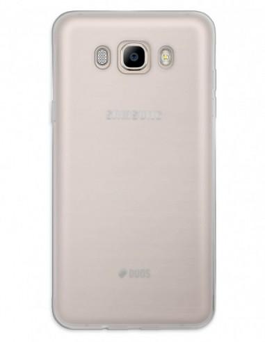 Funda Gel Silicona Liso Mate para Samsung Galaxy J7 (2016)