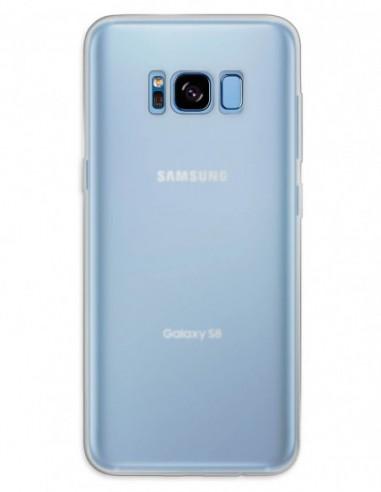 Funda Gel Silicona Liso Mate para Samsung Galaxy S8