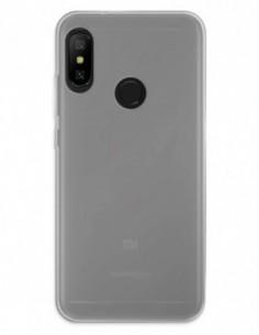 Funda Gel Silicona Liso Mate para Xiaomi Mi A2 Lite