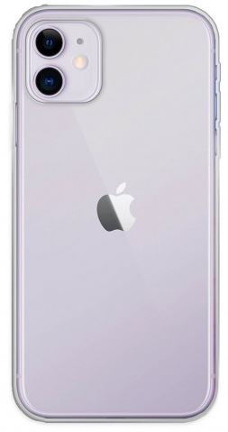 Funda transparente iPhone 11