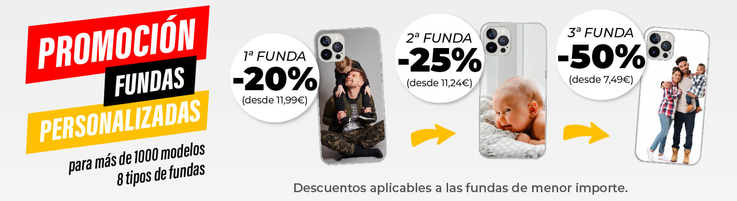 Fundas Personalizadas Black Friday