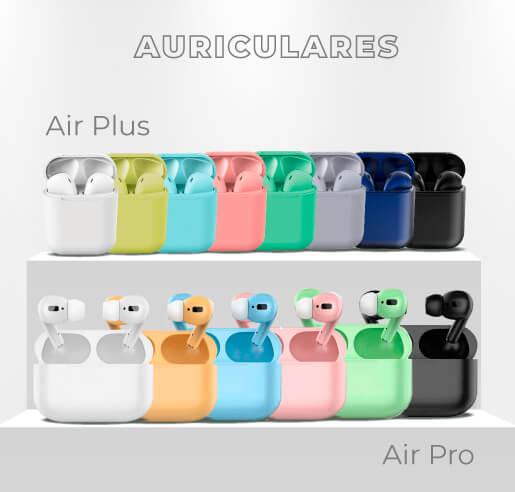 Oferta Descuento Auriculares Air Plus y Air Pro
