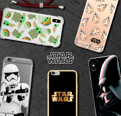 Fundas Star Wars