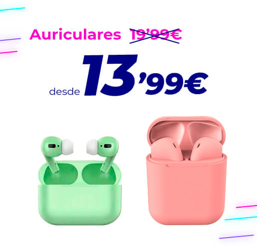 Auriculares Cyber Monday