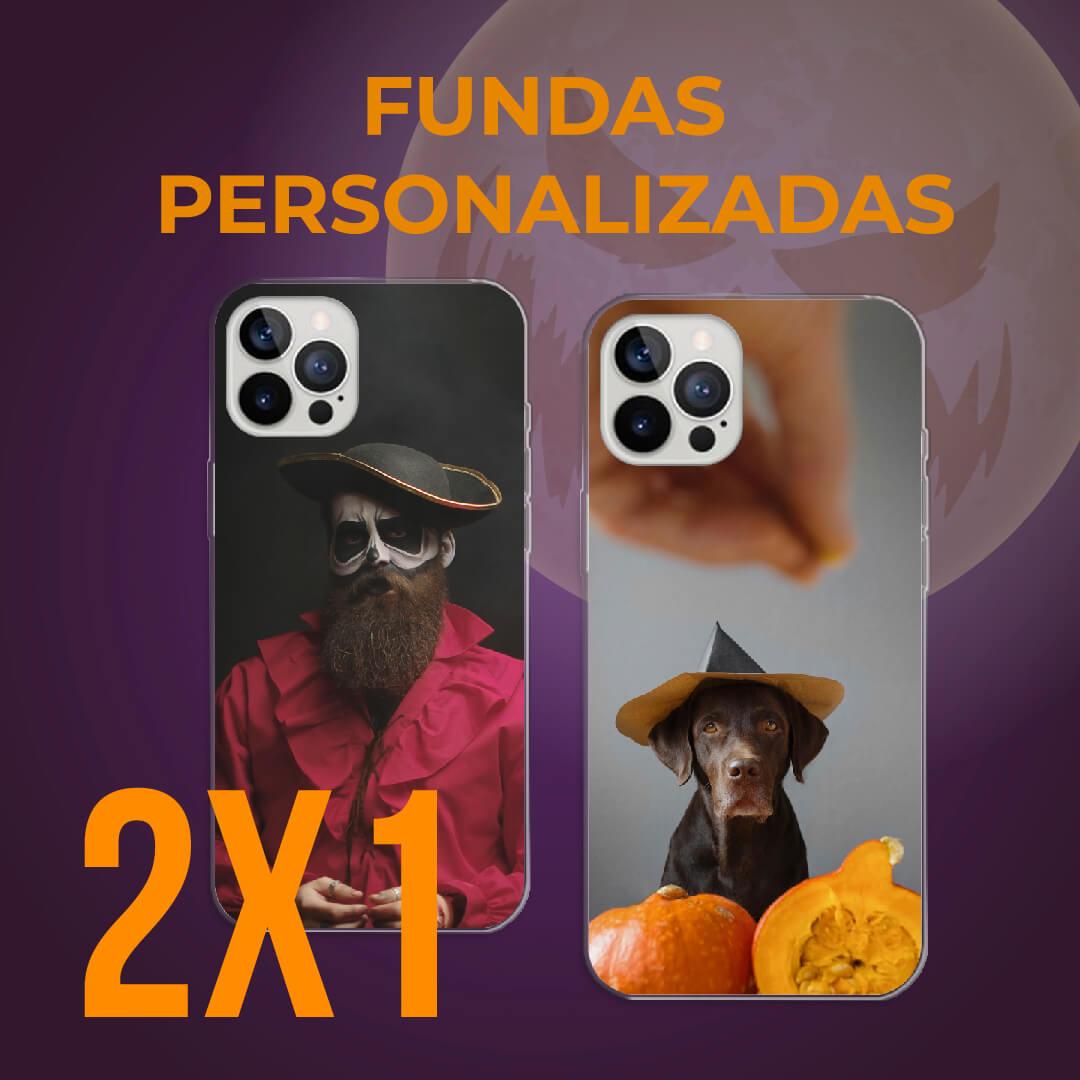 Fundas personalizadas Halloween 2021